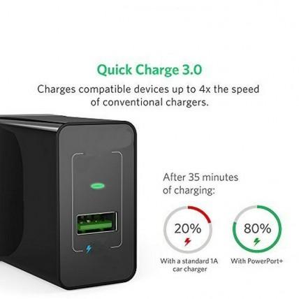 QC3代 USB快速充電器